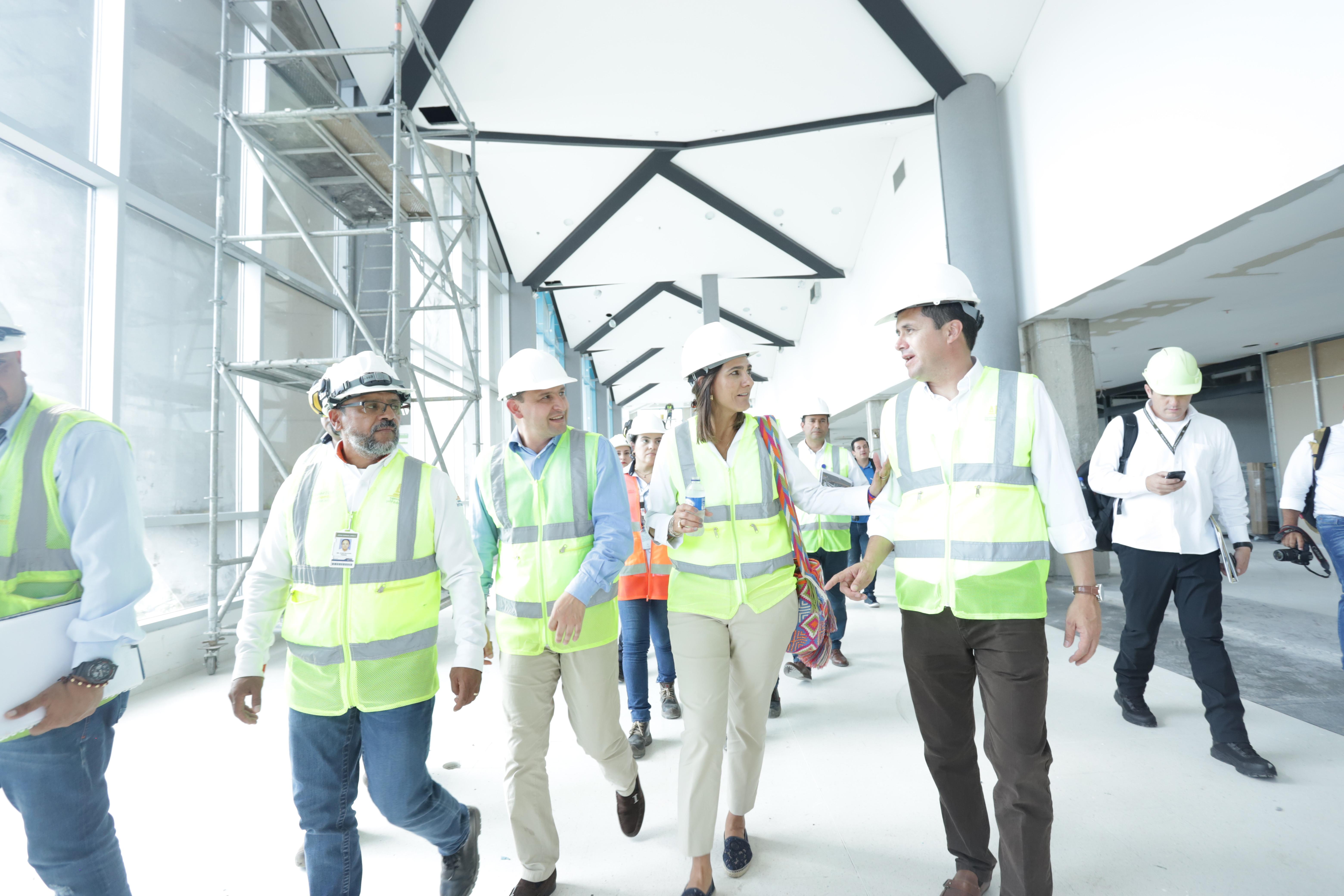 Modernización del Aeropuerto Camilo Daza estará lista en marzo de 2019