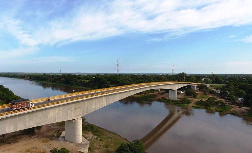 Este año se completarán las obras del proyecto vial Transversal de las Américas, que beneficia a los departamentos del norte del país