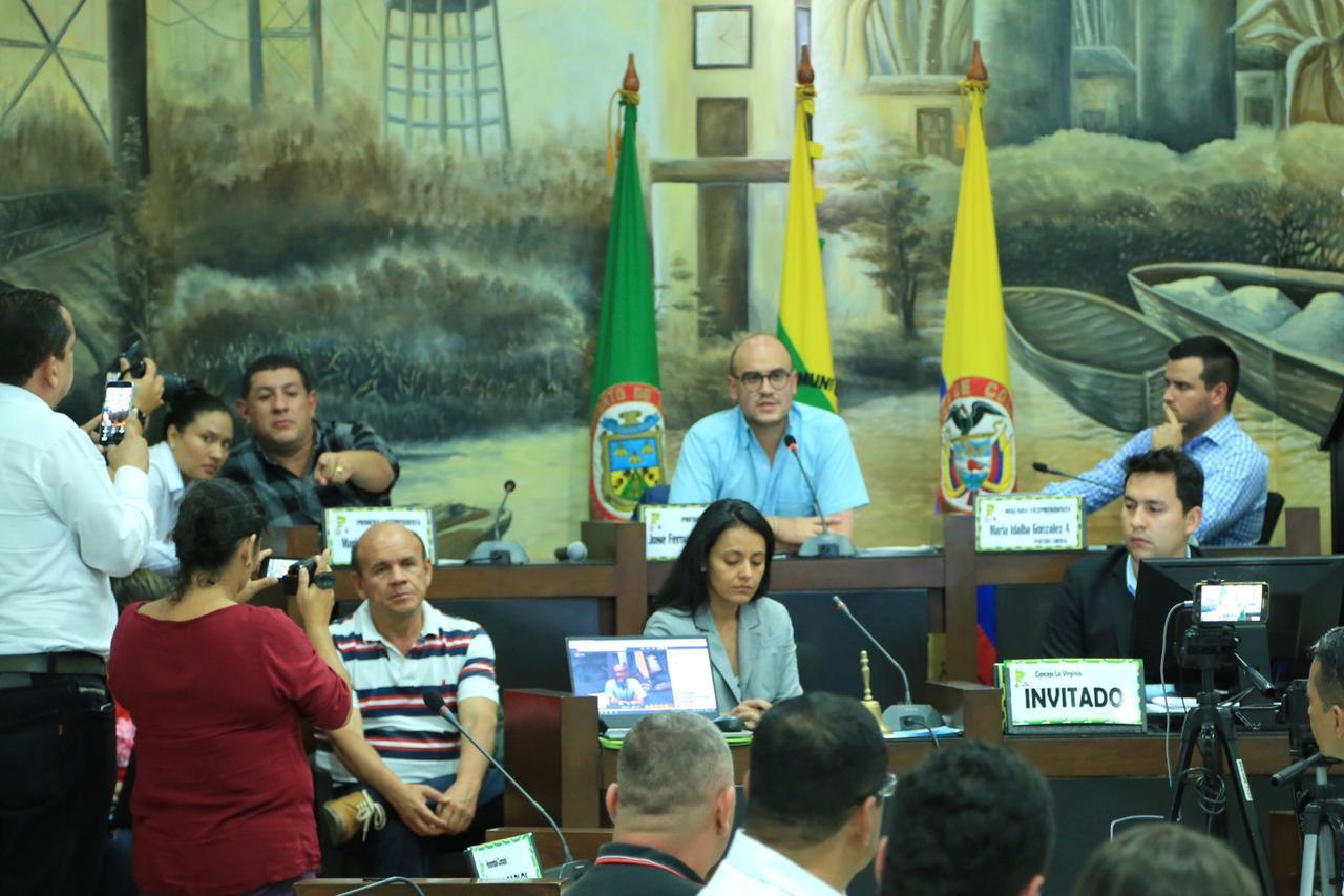 Gobierno Nacional continúa socializando con las comunidades el proyecto vial proyecto Pereira - La Victoria, Cerritos - La Virginia