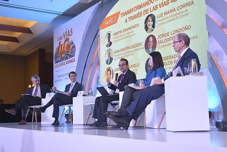 Con el Programa vías 4G, Colombia se pone al día en materia de infraestructura