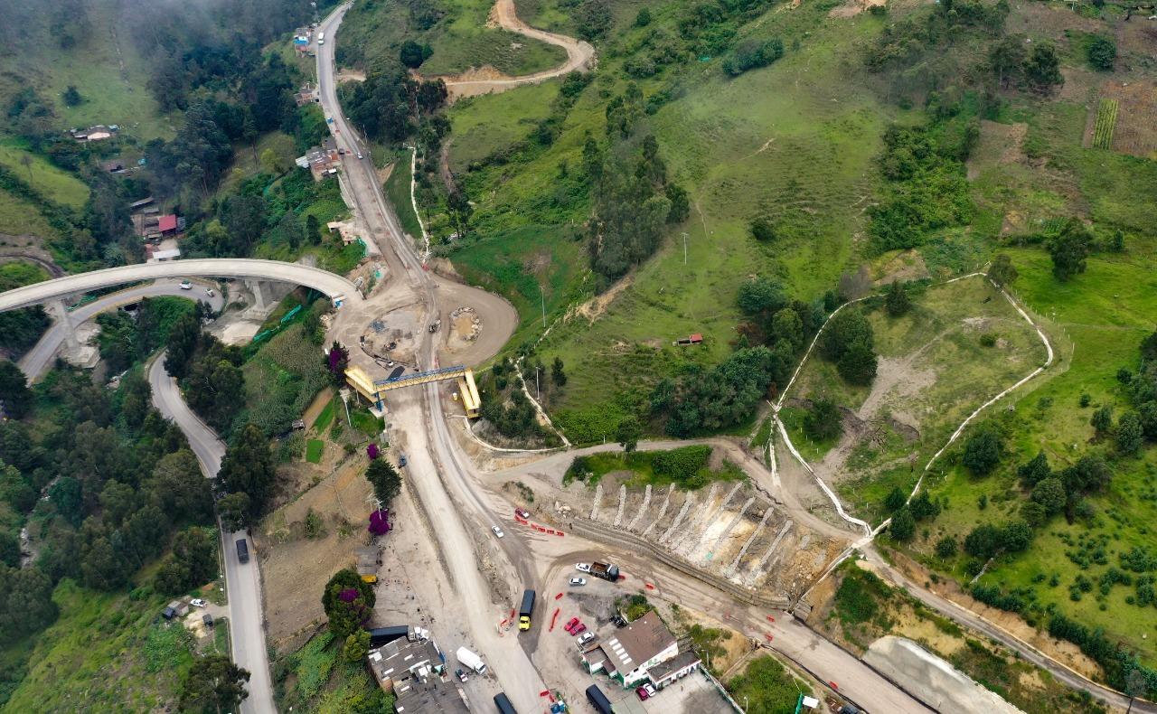 La construcción de dos túneles y la variante de Pamplona permitirán que Norte de Santander esté mejor conectado con el interior del país
