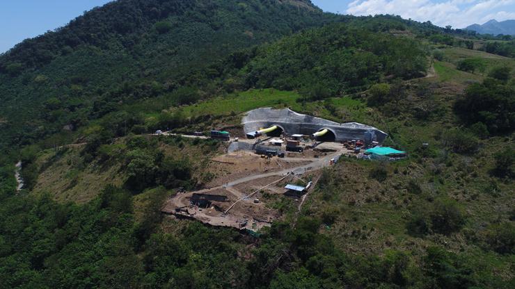 Gobierno Nacional inspeccionó avance del 33% del proyecto Pacífico II en Antioquia