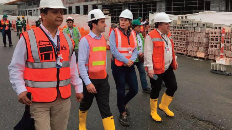 Aeropuerto de Rionegro tendrá la primera Zona Única de Inspección de carga del país