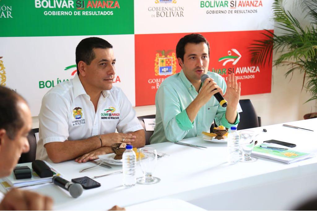 Positivo avance en Autopistas 4G del Caribe colombiano