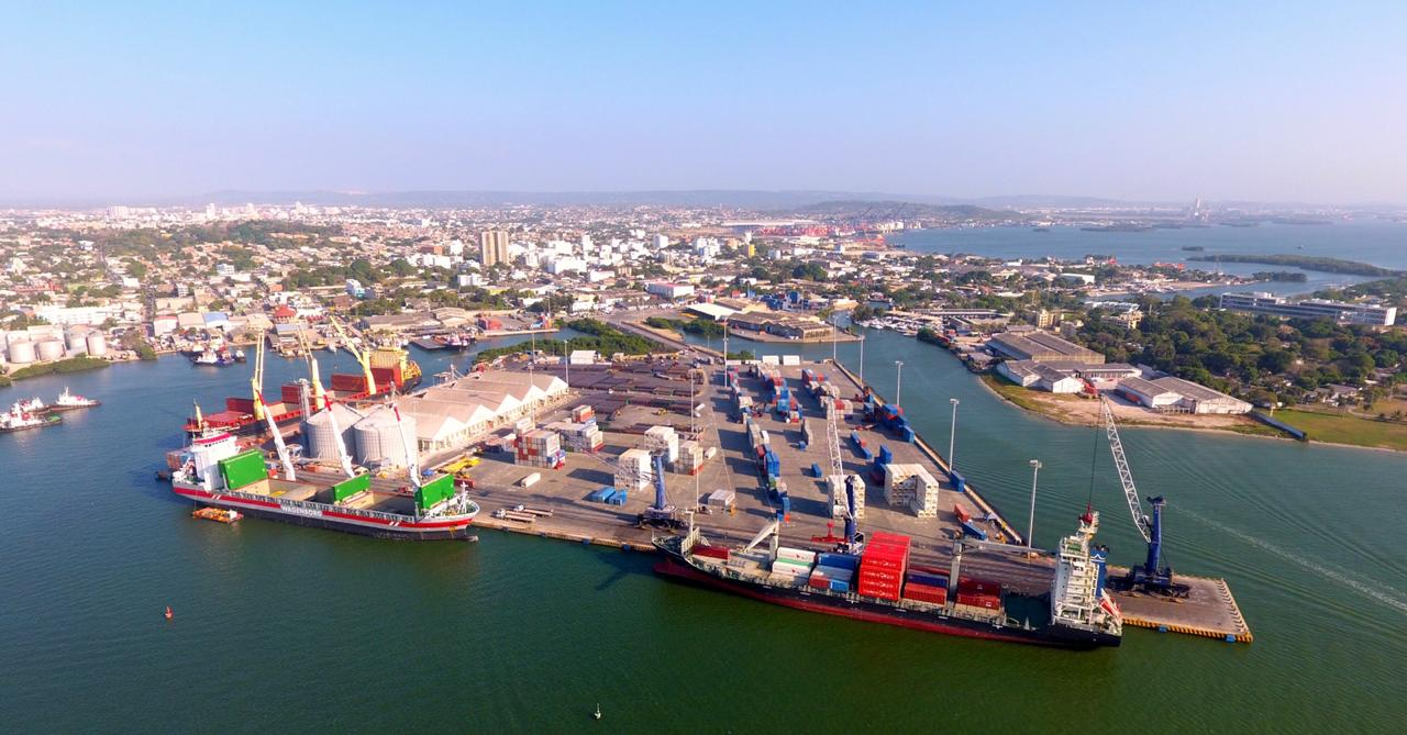 Red de puertos concesionados por la ANI, promueven la seguridad alimentaria y agricultura sostenible en el país