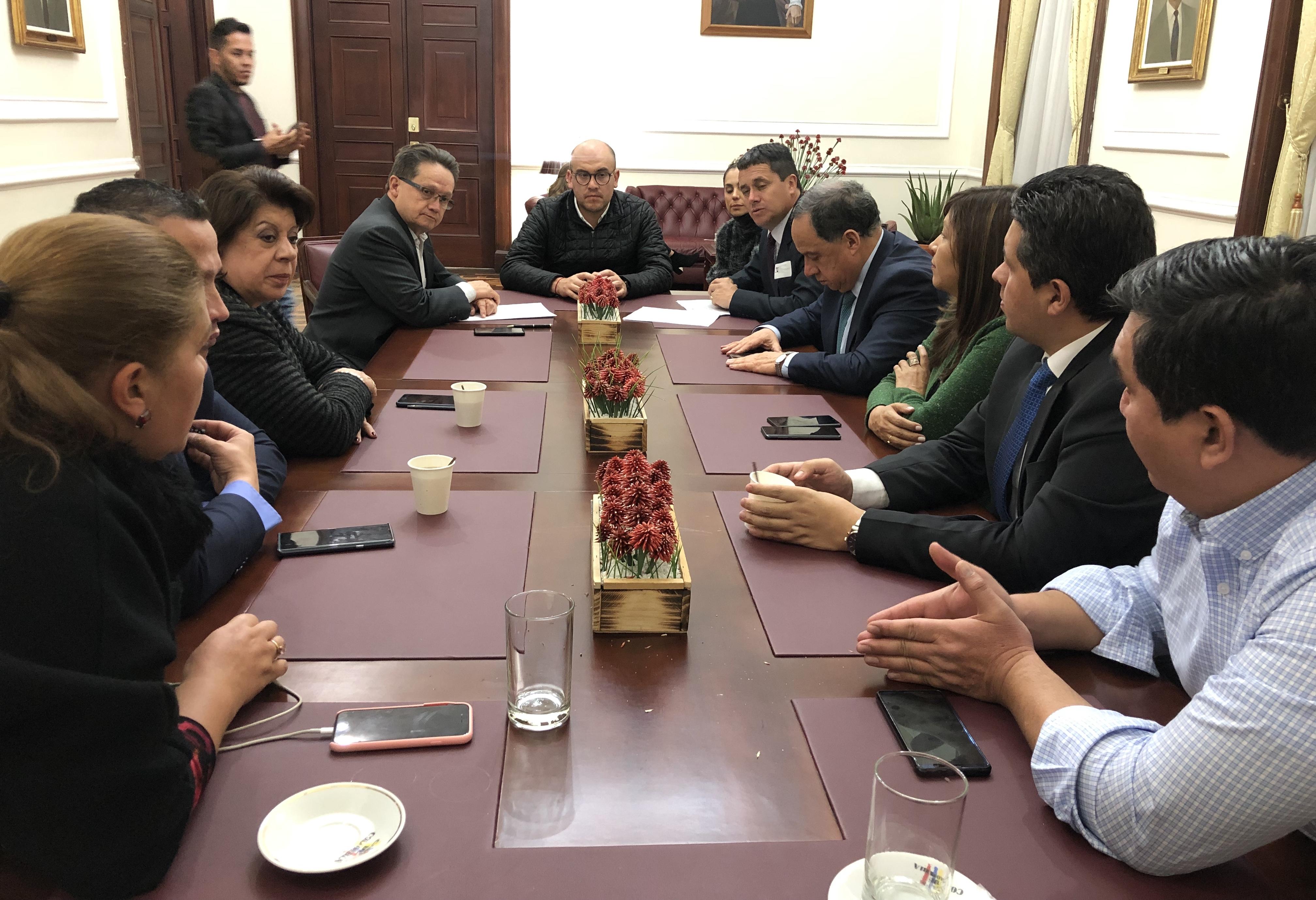 Gobierno Nacional trabajará en alternativas para ejecutar los 15 kilómetros del corredor Ipiales - San Juan, en Nariño