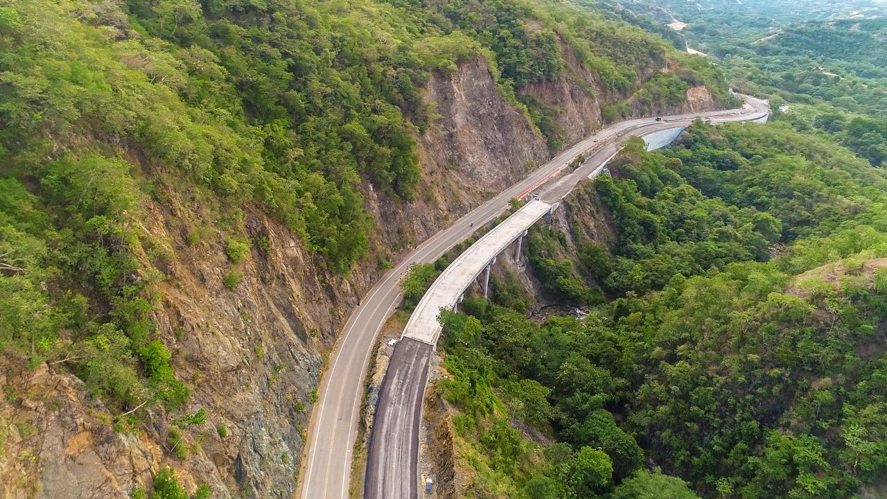 Proyecto Autopista al Mar 1, concesionado por el Gobierno Nacional,  ya suma cinco premios internacionales