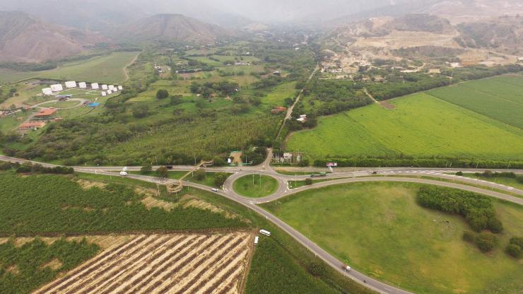 Luz verde en procesos de consulta previa en la vía 4G, Mulaló - Loboguerrero