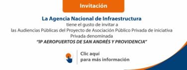 AUDIENCIA PÚBLICA lP AEROPUERTOS DE SAN ANDRÉS Y PROVIDENCIA