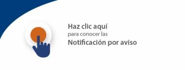 Notificación por aviso