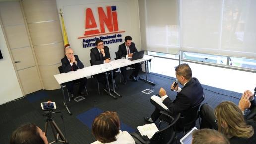 Gobierno Nacional a través de la ANI adjudicó concesión de Autopista 4G Cúcuta – Pamplona