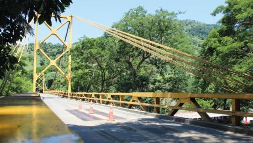Por obras de reparación que son prioritarias, puente Bolombolo estará cerrado por 20 días