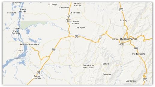 ANI adjudica estructuración de corredor Bucaramanga – Barrancabermeja - Yondó