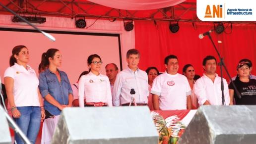 Gobierno Nacional inicia plan piloto para vías del posconflicto en Colombia