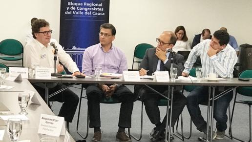 Continúa estructuración de concesión que incluye modernización del Aeropuerto de Buenaventura