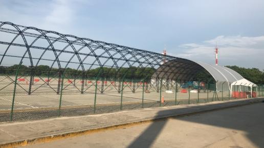 Aeropuerto de Barranquilla tendrá área de chequeo satélite por obras de modernización
