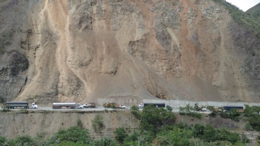 Por culminación de obras, se extiende plan de choque en la vía Buga - Buenaventura