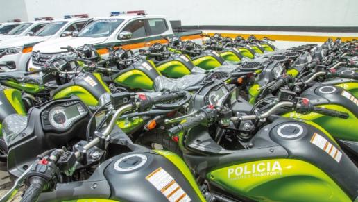Más equipos para apoyar la seguridad vial en la concesión de la ANI, Vía 40 Express