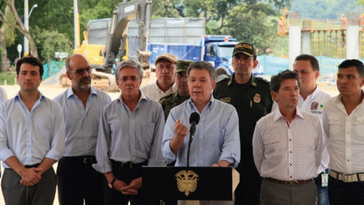 Con capital extranjero se apalancará construcción de la Autopista Conexión Pacífico 2 en Antioquia