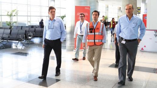 Más de 400 mil pasajeros han usado la nueva terminal internacional del aeropuerto de Cali