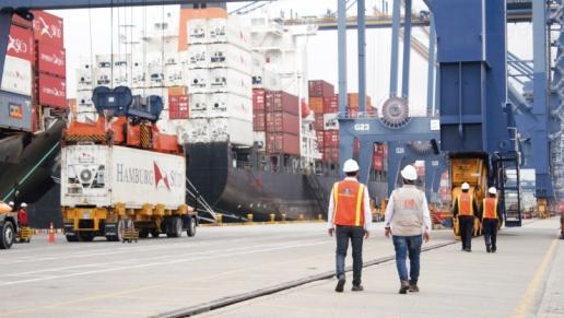 Al 2021 capacidad portuaria de Colombia alcanzaría los 514 millones de toneladas