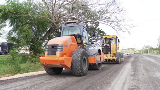 Construcción de la segunda calzada entre Montería - El Quince cuenta con un avance del 75%