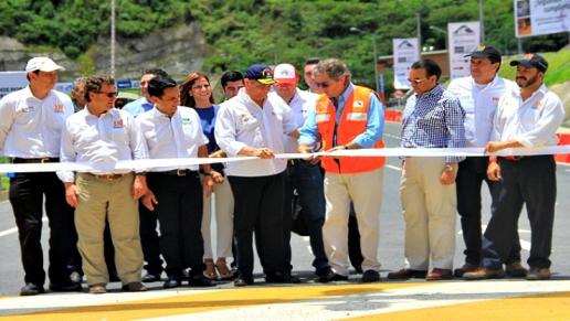 Entraron en operación 8,3 kilómetros de la doble calzada Bogotá – Villavicencio