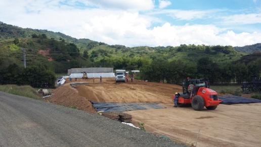 Avanzan las obras de construcción del proyecto Pacífico 3