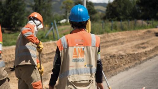 Con labores de rehabilitación, avanza construcción de Perimetral de Oriente de Cundinamarca