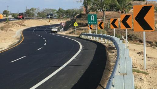 Las inversiones de las concesiones en infraestructura de transporte crecieron 35%, jalonando el índice de inversión de obras civiles