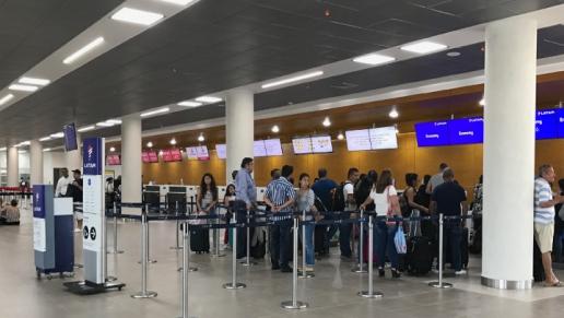 Inició la operación del Aeropuerto de Santa Marta en la primera etapa de su modernización