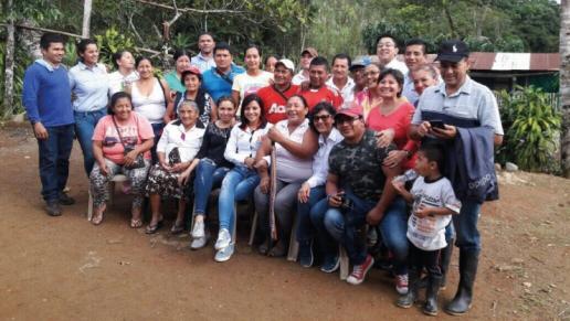 Protocolizada la octava consulta previa para el proyecto vial Santana - Mocoa - Neiva