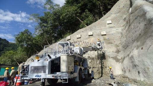 Inició excavación de un nuevo túnel en la autopista Bogotá - Villavicencio