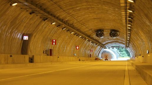 Por mantenimiento, cierran túneles en Autopista Bogotá - Villavicencio durante toda la noche