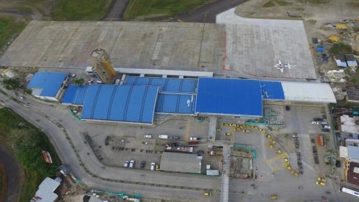 Gobierno Nacional entregó la nueva terminal de pasajeros del aeropuerto de Quibdó