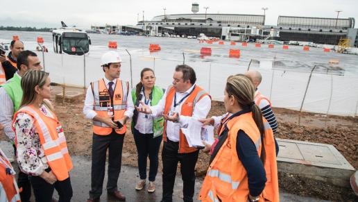 En diciembre se estrenan obras de ampliación del Aeropuerto Internacional José María Córdova