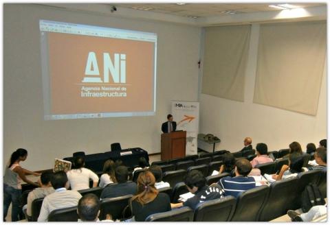 Presidente de la ANI presentó conferencia en la Universidad ICESI de Cali