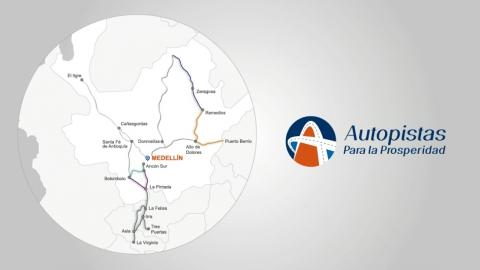 Concesiones de Autopistas para la Prosperidad despiertan enorme interés de firmas nacionales y extranjeras