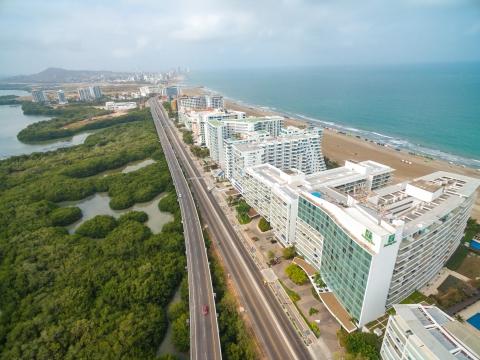 ANI, Minambiente y WRI lanzan convocatoria para contratar guía de acciones que mitiguen riesgos de cambio climático en infraestructura de transporte