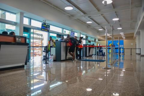 Ampliación del muelle internacional en Aeropuerto de Cartagena, garantizará mejor servicio a los viajeros