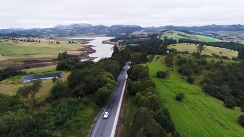 El Ministerio de Transporte y las entidades del sector trabajan para mitigar el impacto del cierre de la vía Bogotá – Villavicencio