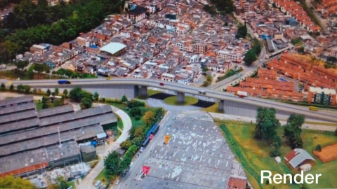 Arranca construcción de puente vehicular, fundamental para Eje Cafetero.