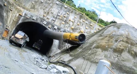 El corredor de las vías del Nus en Antioquia, estará listo al finalizar el 2020