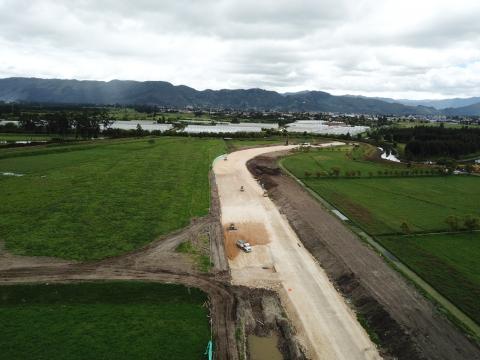 El proyecto de Accesos al Norte de Bogotá logra financiación por $300 mil millones