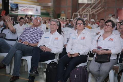 ANI acompañó audiencia pública ambiental y escuchó inquietudes de la comunidad, por UFs 8 y 9 del proyecto Bucaramanga – Barrancabermeja – Yondó