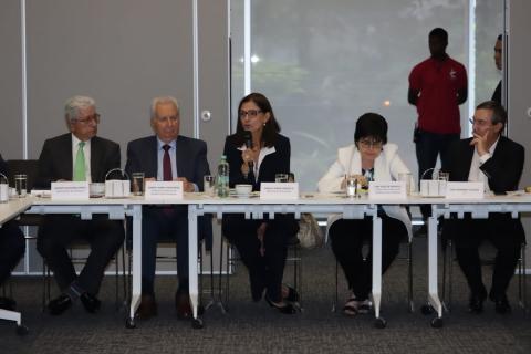Ministerio de Transporte presentó en Medellín el avance de la infraestructura Multimodal en el departamento