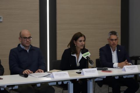 Se firma convenio para el mejoramiento de la vía Venecia – Bolombolo, que beneficiará a la comunidad del suroeste antioqueño