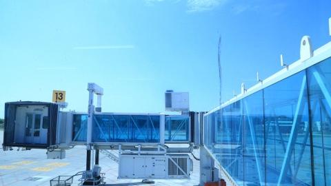 Con 38 frentes de obra, Gobierno Nacional acelera trabajos en aeropuerto Ernesto Cortissoz