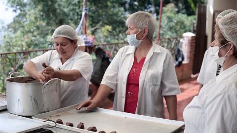 Gracias a la vía Bucaramanga – Pamplona, los Cacaoteros de Santander fortalecieron sus negocios