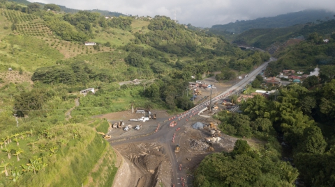 A PARTIR DEL 23 DE JULIO, SE REALIZARÁN CIERRES EN LOS SECTORES DE TRES PUERTAS – LA MANUELA, EN EL DEPARTAMENTO DE CALDAS